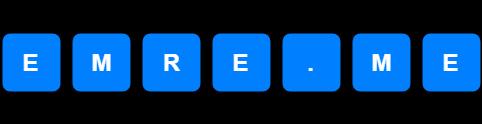 emre.me index/negative index